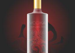 Vodka-no-look-label