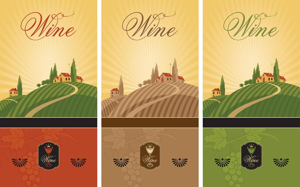 Wine Label Experts Flexo Graphics